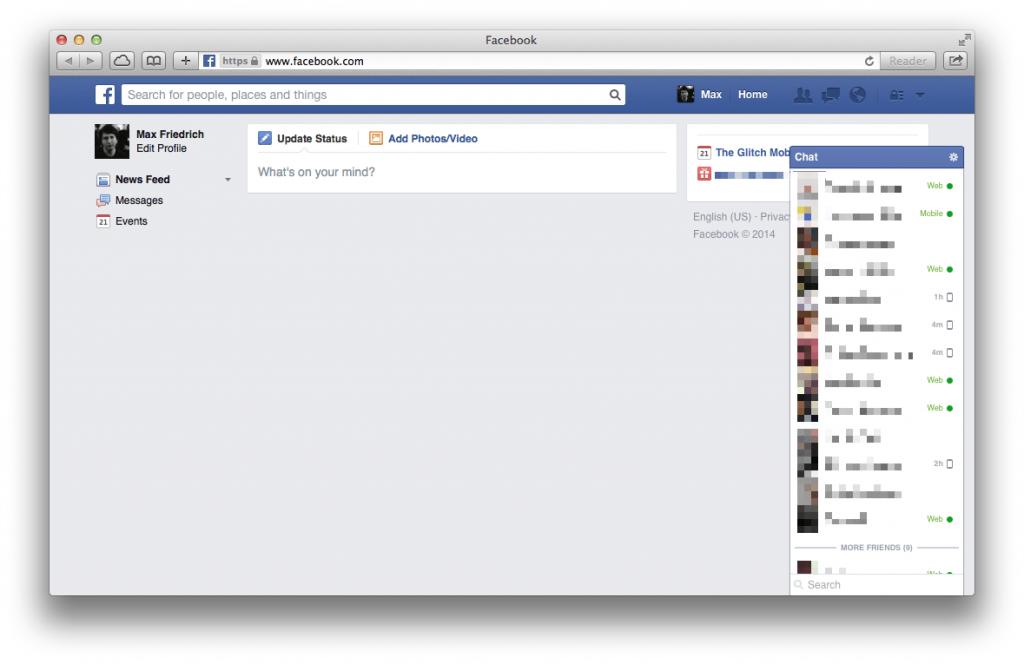 Facebook wie früher! So killst du den Facebook-Newsfeed.