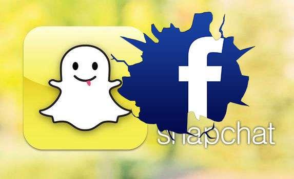 Facebook entwickelt Konkurrent zu Snapchat