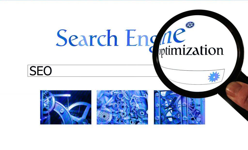 Suchmaschinenoptimierung für Webseiten