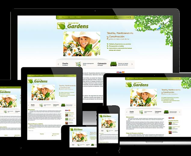 Webagentur Responsive Webdesign